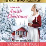 In Time For An Amish Christmas Amish Romance, Samantha Price