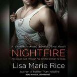 Nightfire Marine Force Recon, Lisa Marie Rice