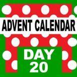 Advent Calendar Starting on December 1st, count the days till Christmas-eve., Sophia Behal