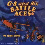 G-8 and His Battle Aces #13 The Spider Staffel, Robert Jasper Hogan