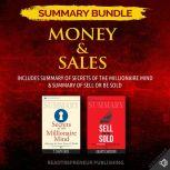Summary Bundle: Money & Sales | Readtrepreneur Publishing: Includes Summary of Secrets of the Millionaire Mind & Summary of Sell or Be Sold, Readtrepreneur Publishing