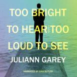 Too Bright to Hear Too Loud to See, Juliann Garey