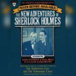 The Terrifying Cats and The Submarine Cave The New Adventures of Sherlock Holmes, Episode #16, Anthony Boucher