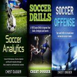 Soccer Coaching Bundle: 3 Books in 1, Chest Dugger