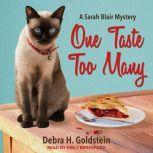 One Taste Too Many, Debra H. Goldstein