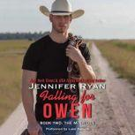 Falling for Owen Book Two: The McBrides, Jennifer Ryan