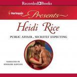 Public Affair, Secretly Expecting, Heidi Rice