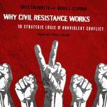 Why Civil Resistance Works The Strategic Logic of Nonviolent Conflict, Erica Chenoweth