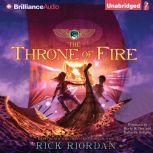 The Throne of Fire, Rick Riordan