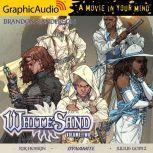 White Sand:VolumeTwo, Brandon Sanderson