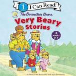 The Berenstain Bears Very Beary Stories 3 Books in 1