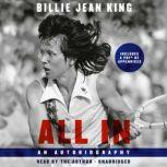 All In An Autobiography, Billie Jean King