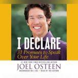 I Declare 31 Promises to Speak Over Your Life, Joel Osteen