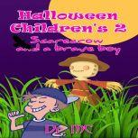 The Witch And A Magic Broom Halloween Kids Story, Dr. MC