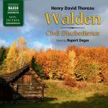 Walden, and Civil Disobedience, Henry David Thoreau