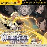 White Sand:VolumeThree, Brandon Sanderson