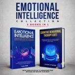 Emotional Intelligence collection, 2 books in 1, The #1 complete box set to understand your emotions and reshape your brain, Frank Steven