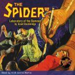 Spider #34 Laboratory of the Damned, The, Grant Stockbridge