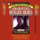 The Adventure of the Speckled Band and The Purloined Ruby The New Adventures of Sherlock Holmes, Episode #18, Anthony Boucher