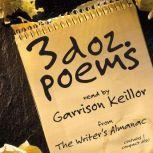 3 Dozen Poems From the Writer's Almanac, Various