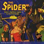 Spider #35 Satan's Sightless Legion, The, Grant Stockbridge