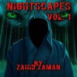 Nightscapes vol:1 2 Tales of Supernatural Terror, Zahid Zaman