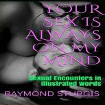Your Sex is Always On My Mind Sexual Encounters in illustrated Words, Raymond Sturgis