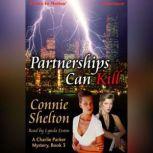 Partnerships Can Kill, Connie Shelton