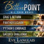 Bitten Point Omnibus of Books 1 - 4, Eve Langlais