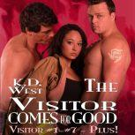 The Visitor Comes for Good A Friendly MMF Menage Tale