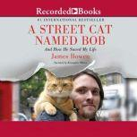 A Street Cat Named Bob And How He Saved My Life, James Bowen