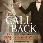 Call Back, Denise Grover Swank