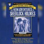 The Book of Tobit and The Murder Beyond the Mountains The New Adventures of Sherlock Holmes, Episode #19, Anthony Boucher
