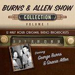The Burns & Allen Show, Collection 1, Black Eye Entertainment