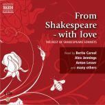 From Shakespeare – with love, William Shakespeare