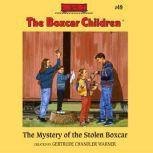 The Mystery of the Stolen Boxcar, Gertrude Chandler Warner