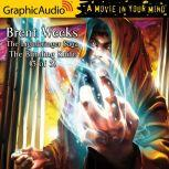 The Blinding Knife (3 of 3), Brent Weeks