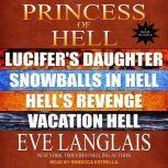 Princess of Hell Books 1 - 4, Eve Langlais