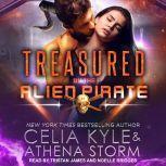 Treasured by the Alien Pirate, Celia Kyle