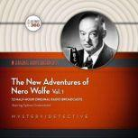 The New Adventures of Nero Wolfe, Vol. 1, Hollywood 360