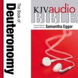 Pure Voice Audio Bible - King James Version, KJV: (05) Deuteronomy, Zondervan