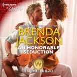 An Honorable Seduction (The Westmoreland Legacy), Brenda Jackson