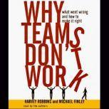 Why Teams Don't Work, Harvey Robbins