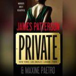 Private, James Patterson