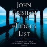 The Judge's List A Novel, John Grisham