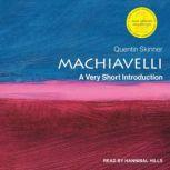 Machiavelli A Very Short Introduction, 2nd Edition, Quentin Skinner