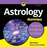 Astrology for Dummies 3rd Edition, Rae Orion