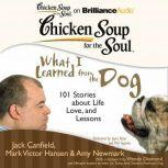 Chicken Soup for the Soul: What I Learned from the Dog 101 Stories about Life, Love, and Lessons, Jack Canfield