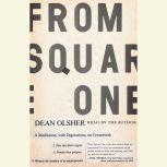 From Square One A Meditation, with Digressions, on Crosswords, Dean Olsher