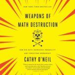 Weapons of Math Destruction How Big Data Increases Inequality and Threatens Democracy, Cathy O'Neil